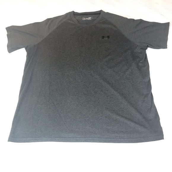 Under Armour Other - Under Armour Size Large Gray Gym Workout Shirt